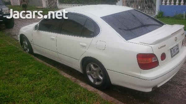 Lexus GS 3,0L 1998-5