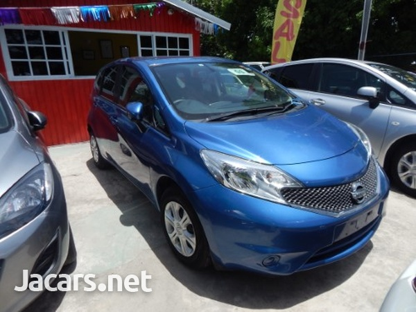 Nissan Note 1,3L 2014-1