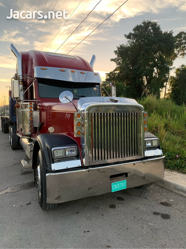 1998 Freightliner Classic XL Truck-8