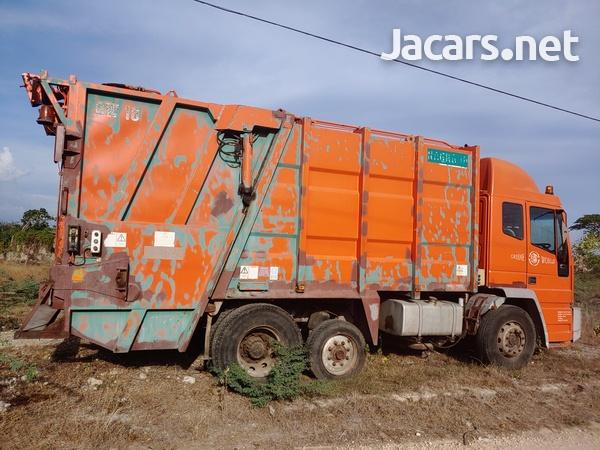 2000 Seddon Atkinson Garbage Disposal Truck-7