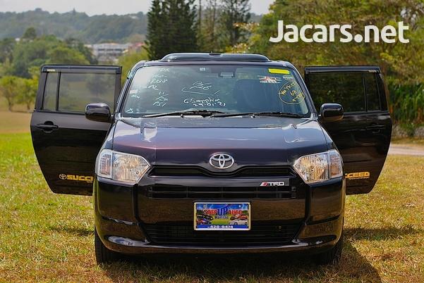Toyota Probox 1,5L 2018-7