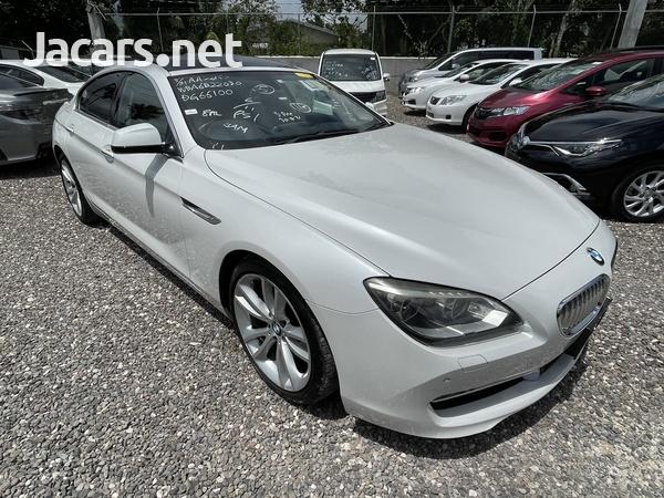 BMW 6-Series 4,4L 2012-3
