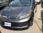 Honda Civic 1,5L 2012