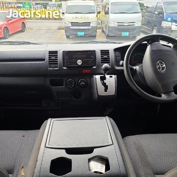 2014 Toyota Hiace Bus-6