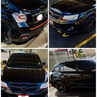 Subaru XV 2,5L 2015