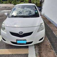 Toyota Belta 1,5L 2011