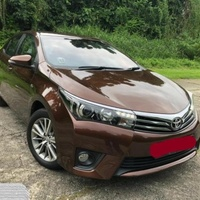Toyota Corolla Altis 2,5L 2015