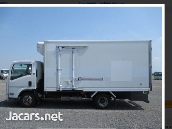 2015 Isuzu Elf Refrigerated Truck, IN TRANSIT-2