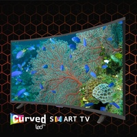 50 inches to 65 inches SAMSUNG SMART LED T.V. CURVED & FLAT