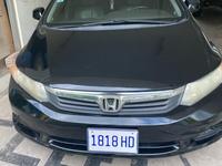 Honda Civic 4,7L 2012