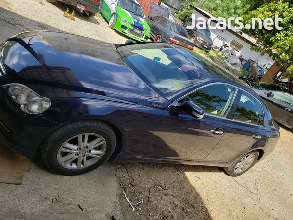 Toyota Mark X 2,5L 2008-4