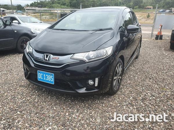 Honda Fit 1,5L 2014-3