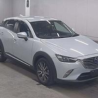 Mazda CX-3 1,5L 2016