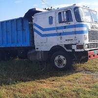 1990 International Tipper Dump Truck