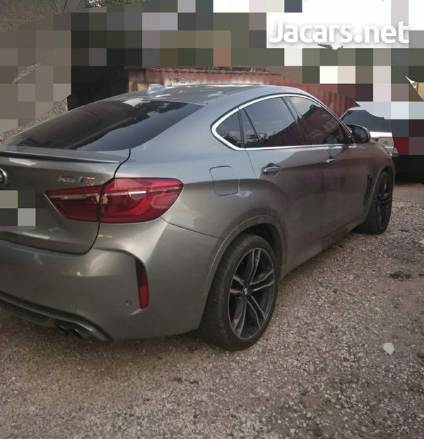 BMW M6 4,4L 2015-2