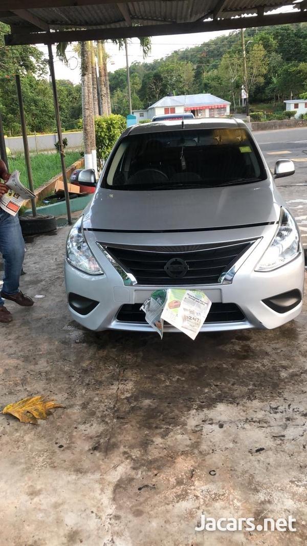 Nissan Latio 1,4L 2016-5