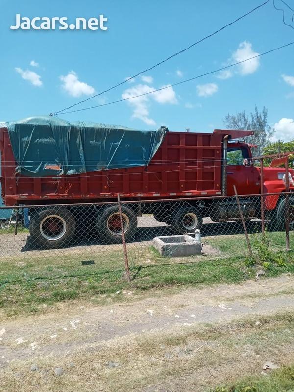 Ford LTL9000 Tipper Truck-6