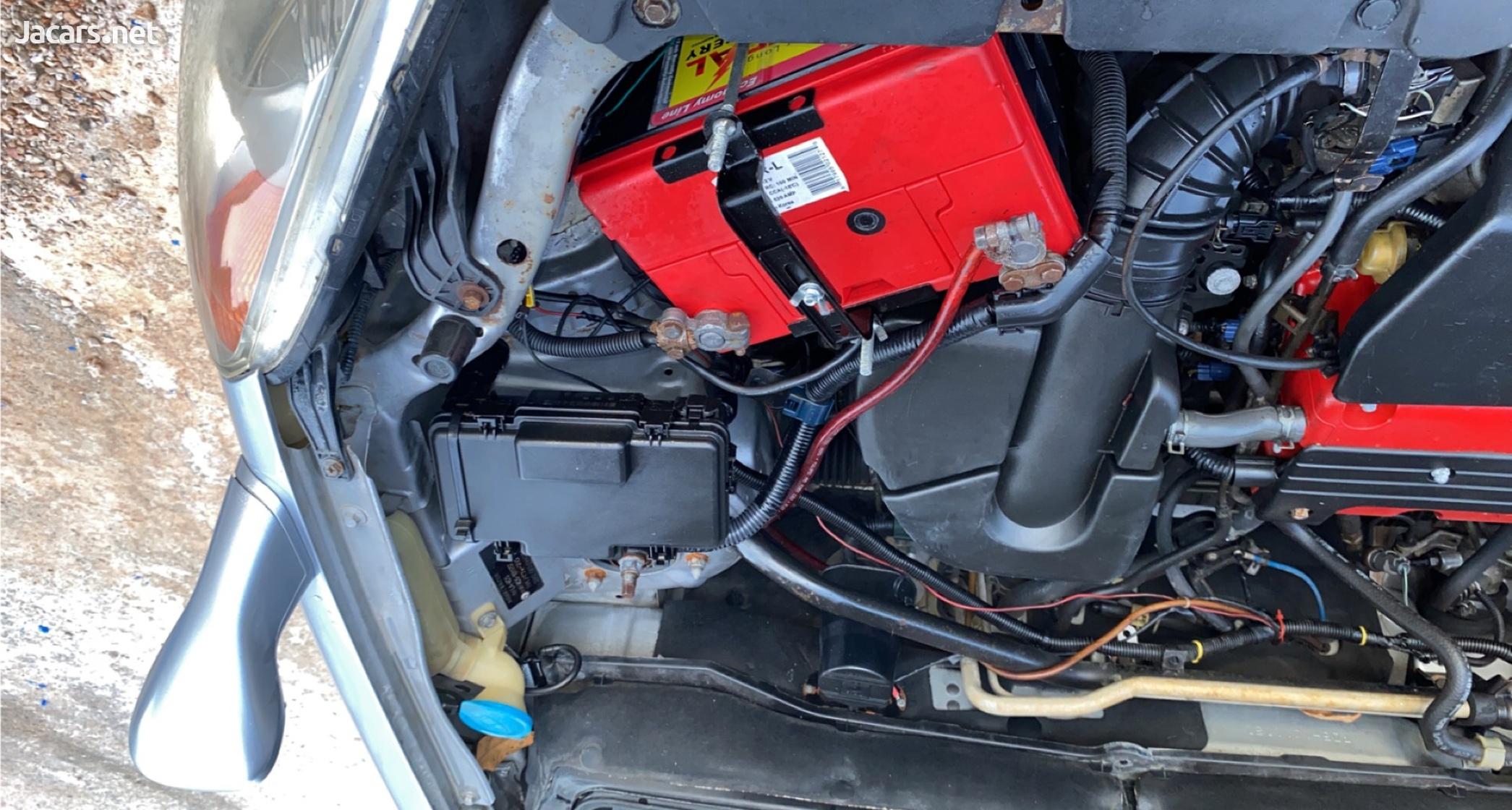 Honda CR-V 2,4L 2002-11