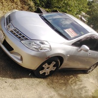 Nissan Tiida 1,2 2009