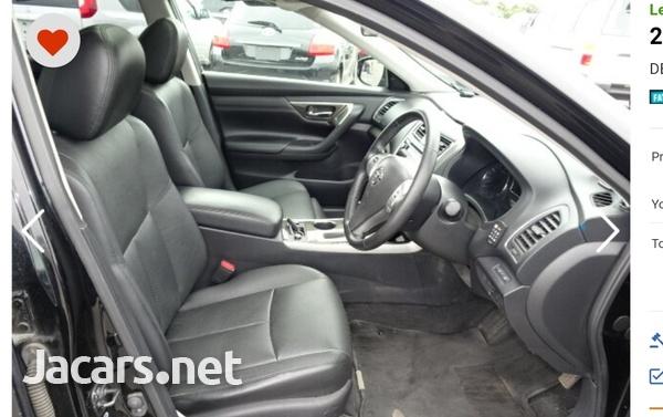 Nissan Teana 2,5L 2016-6