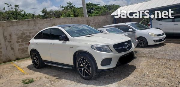 Mercedes-Benz GLE-Class 3,5L 2019-1