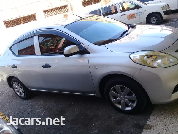 Nissan Latio 1,2L 2014-1