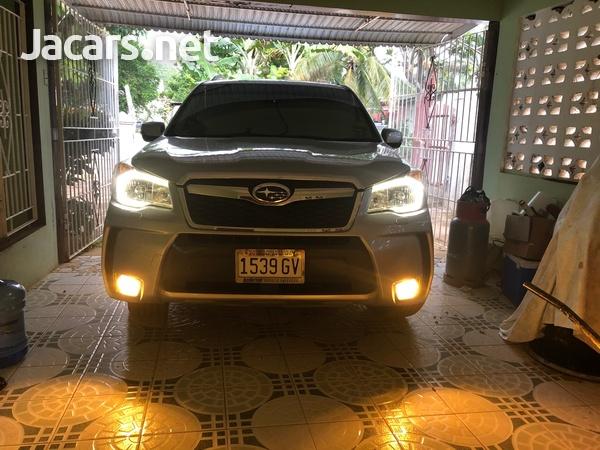 Subaru Forester 2,0L 2015-4