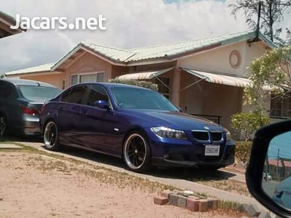 BMW 3-Series 2,5L 2006-1