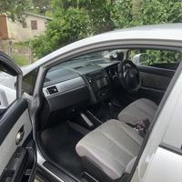 Nissan Tiida 1,5L 2007