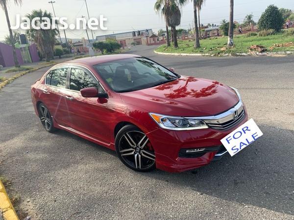 Honda Accord 2,4L 2017-3