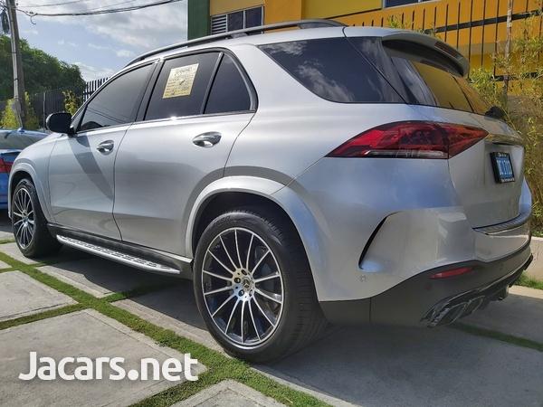 Mercedes-Benz GLE-Class 2,0L 2020-3