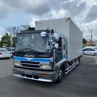2005 Isuzu Forward Box Body Truck