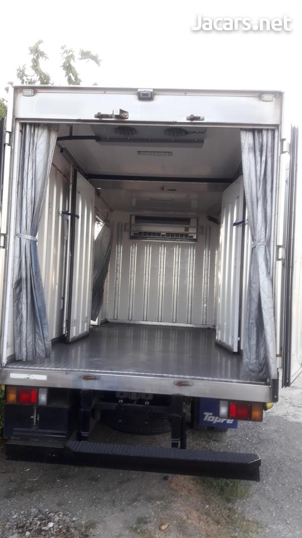 2014 Isuzu Elf Refrigerator Truck-7