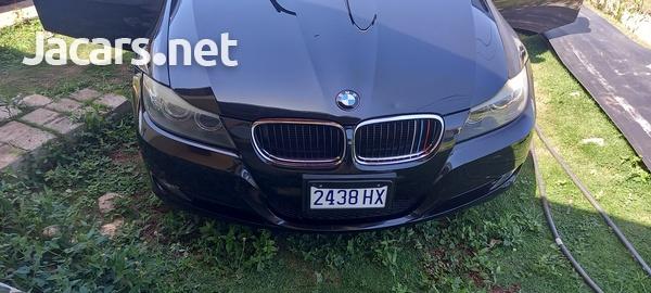 BMW 3-Series 2,0L 2011-13