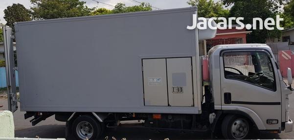 2008 Isuzu Elf Truck Freezer /Box-2