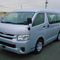 2016 Toyota Hiace Long DX 10 Seater