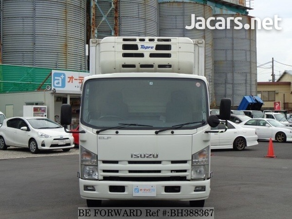 2012 Isuzu Elf Freezer Truck-3