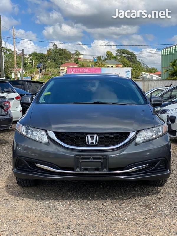 Honda Civic 1,8L 2013-2