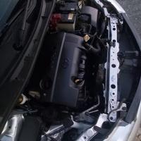 Toyota Axio 0,5L 2014