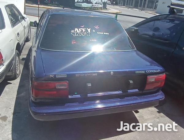 Toyota Corolla 1,4L 1989-2