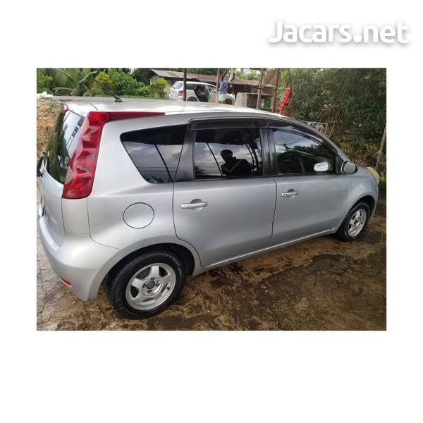 Nissan Note 1,6L 2011-8