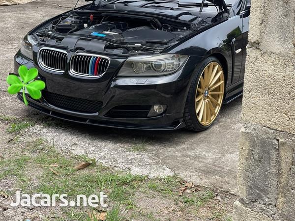 BMW 3-Series 3,0L 2010-1