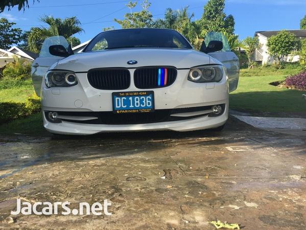 BMW 3-Series 2,0L 2011-12