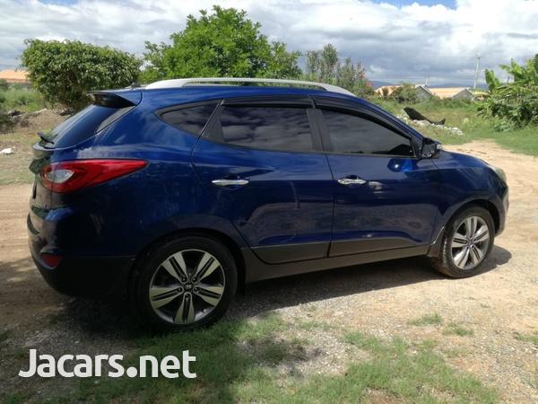 Hyundai Tucson 2,0L 2014-1
