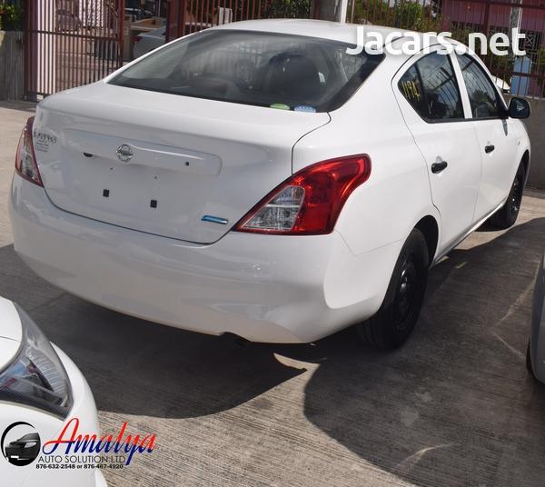 Nissan Latio 1,2L 2014-3