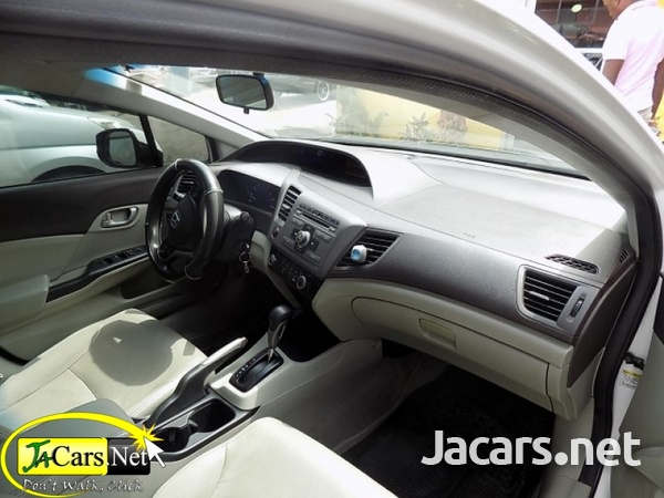 Honda Civic 1,6L 2012-5