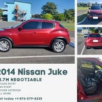 Nissan Juke 1,6L 2019
