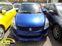 Suzuki Swift RS 1,5L 2014