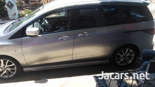 Nissan LaFesta 2,0L 2012-2