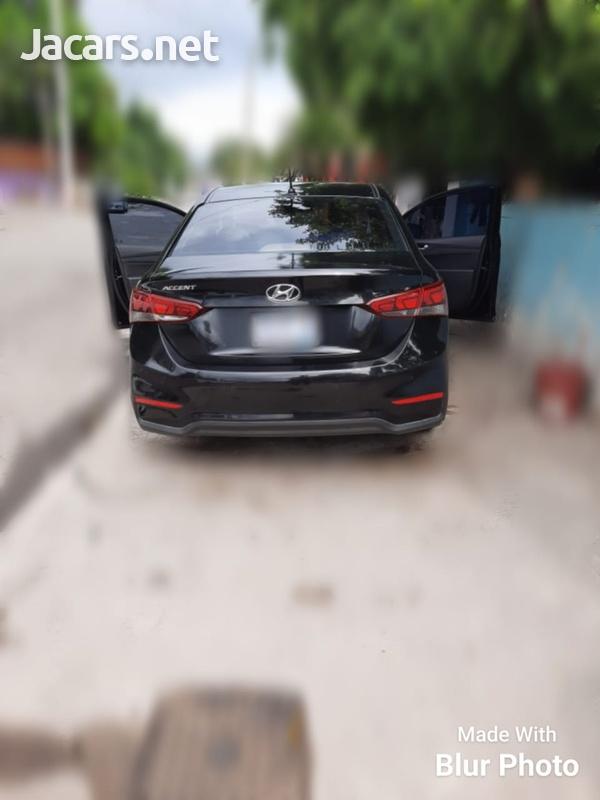 Hyundai Accent 1,4L 2019-2
